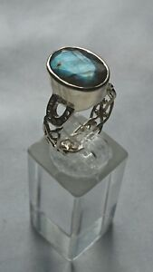 JEWELLERY-925-Sterling-Silver-Labradorite-Ring