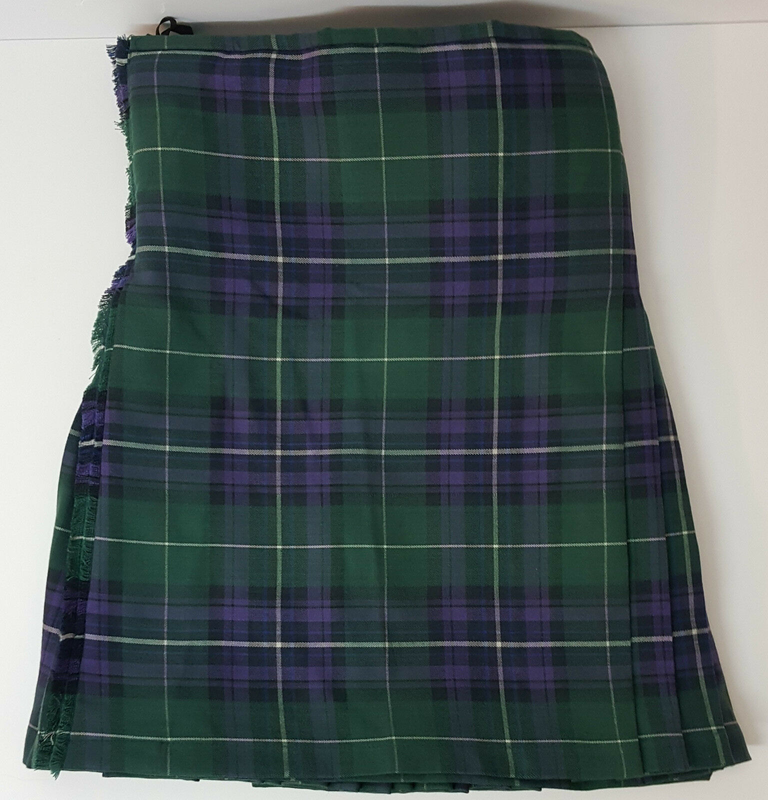 Carnegie Ancient 8YD wool KILT ONLY EX HIRE to clear-size 48,50 left