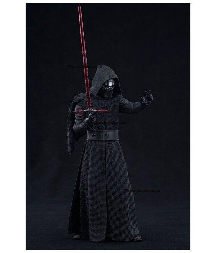 StarWars figurine : Star Wars - Episode VII - Kylo Ren Artfx+ 1/10 PVC Figurine Kotobukiya
