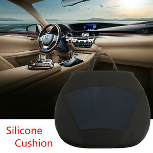 Image Is Loading Orthopedic Silicone Gel Car Seat Office Chair Cushion