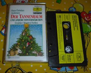 Andersen Der Tannenbaum.Details Zu Weihnachten Märchen Kassette Mc Hans Christian Andersen Der Tannenbaum Weitere