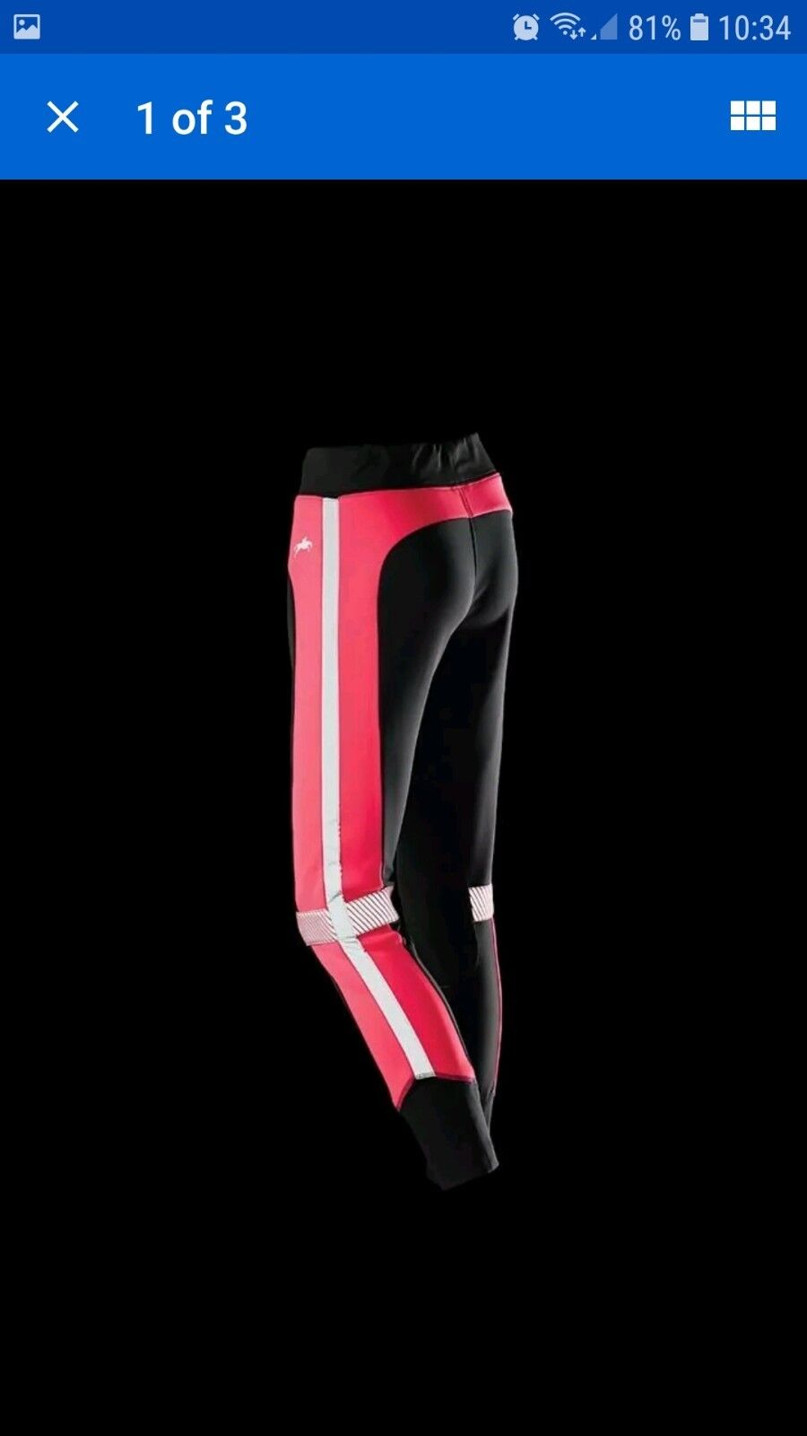 Harry hall hi viz Trousers Lots Of Sizes. Brand new. PINK  Stand out. Be safe.