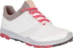c6591b03eee7 ECCO BIOM Hybrid 3 Tie GORE-TEX Golf Shoes - Women s - White ...