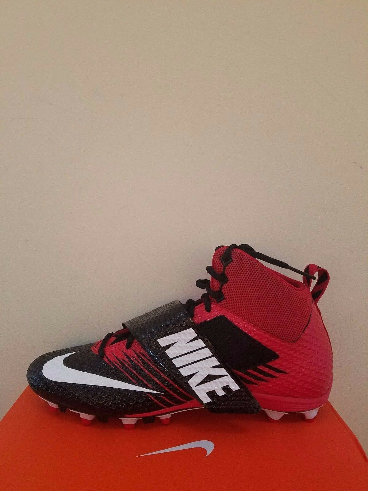 Nike hombre cleat lunarbeast Pro TD Football cleat hombre comodo dc3fb8