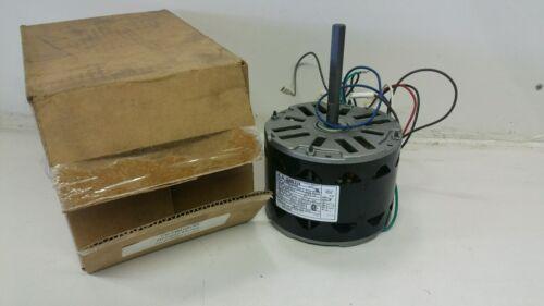 SMITH F48R13C04 ELECTRIC BLOWER MOTOR 1//4HP 1075RPM 3.7A 120V 1-PHASE *NIB* A.O