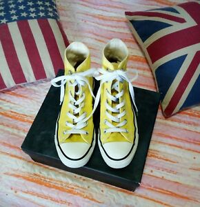 converse all star donna gialle