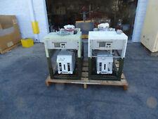 2 Pfeiffer Tsu500 Pump Station With Tpu 510 Turbo Tcp380 Leybold Trivac D65bcs