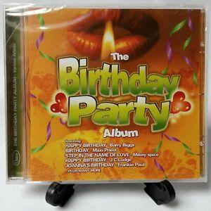 The Birthday Party Album (Reggae) CD - JET STAR CRCD 3177