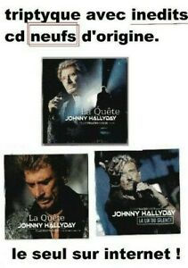 JOHNNY-HALLYDAY-EDITION-LIMITEE-INEDITS-3-x-CD-NEUFS-FLASHBACK-TOUR