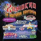 Xonidero: La Historia Continua by Various Artists (CD, Nov-2003, Mock & Roll)