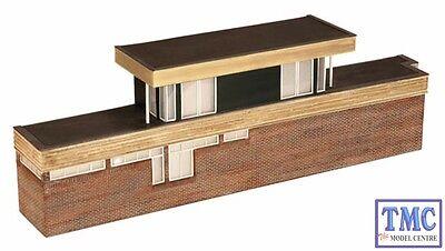 44-254 Scenecraft Oo/ho Gauge Low Relief Power Signal Box 2019 Nuovo Stile Di Moda Online