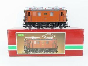 G-Scale-LGB-2045-Swiss-RhB-Rhaetian-Railway-Ge-2-4-Electric-205-w-Decals