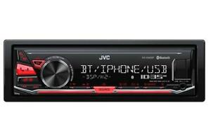 JVC-KD-X342BT-AUTORADIO-DIGITALE-COMPATIBILE-IPOD-IPHONE-ANDROID-COLORE-ROSSO