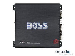 BOSS-AUDIO-R2504-4-Kanal-Verstaerker-Endstufe-Amplifier-Car-Auto-KFZ-LKW-PKW-NEU