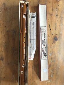 The-Genuine-Handmade-Adler-Recorder-original-box-and-instructions
