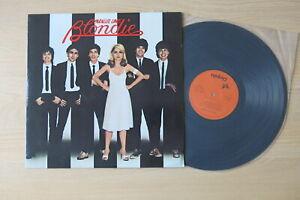 BLONDIE-Parallel-Line-Rare-Hong-Kong-issue-vinyl-LP-with-insert-Chrysalis-1978
