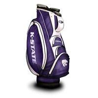 Team Golf Kansas State Wildcats Victory Cart Golf Bag Sport and Outdoor