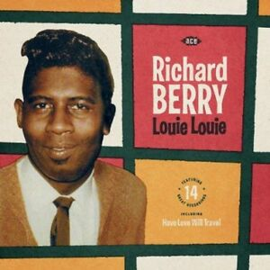 Richard-Berry-Louie-Louie-New-Vinyl-LP-UK-Import