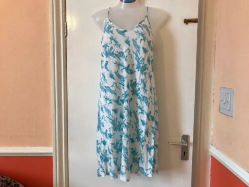 jade Nightdress Nighty size 14 New BNWT Ladies  Womans Soft  White