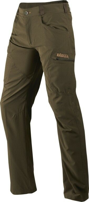 New Härkila Hunting Trousers Herlet Tech - Willow Green - 110117629