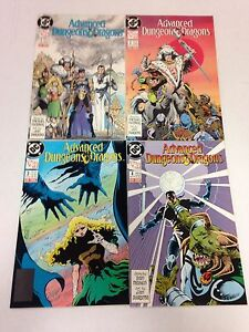 Advanced-Dungeons-amp-Dragons-1-through-36-and-Annual-1-complete-set-37-issues