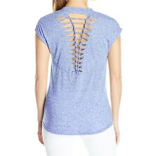 SHAPE Woman's Reef Braid Tee Shirt (L) NWT - $54.00