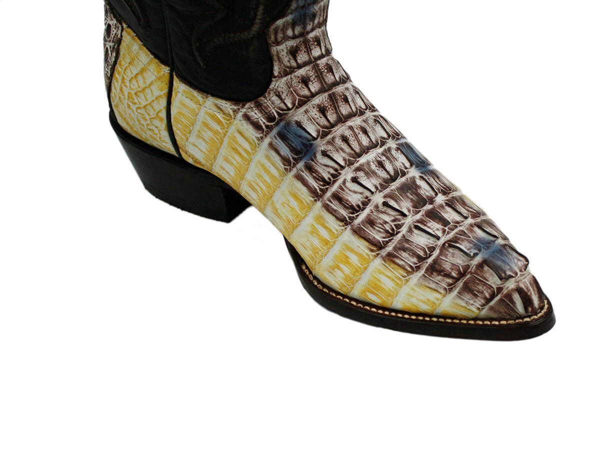 Clásico salvaje Hombre As Genuino Lluvia Cuero Zapatos Alto