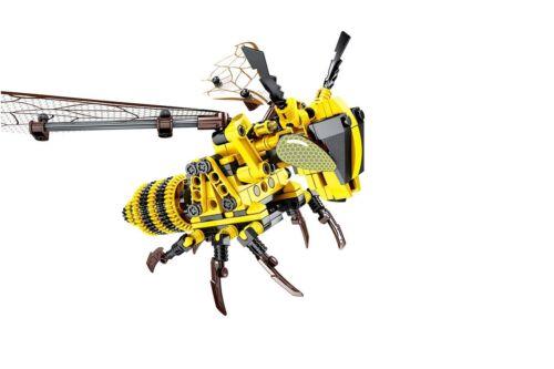 Sembo 703200 Mechanische Honigbiene Klemmbausteine Biene Wespe Technik NEU