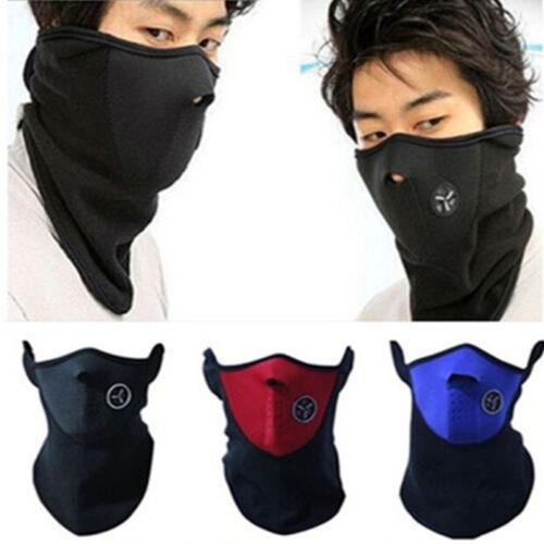 Ski Snowboard Motorcycle Bicycle Winter Neck Warmer Warm Sport Face Mask AA