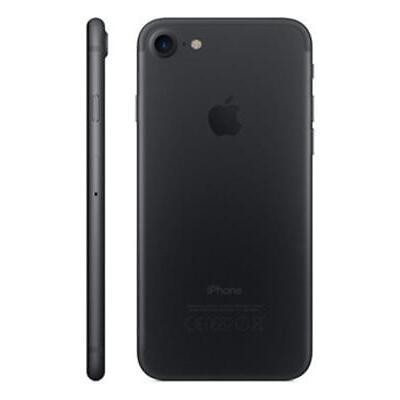  APPLE IPHONE 7 128GB JET BLACK  +  GARANZIA 12 MESI SODDISFATTI O RIMBORSATI