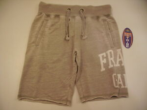 Shorts Fg Garage Xxl leggera Man Frankie Tr Felpa Fitness Grigio 24134 UOaqw