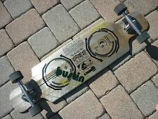 "*NEW* Bustin Boombox 38"" x 9.75"" Complete Thermo Glass Longboard  / Sector 9"
