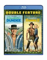Crocodile Dundee / Crocodile Dundee Ii Double Feature [blu-ray] Free Shipping