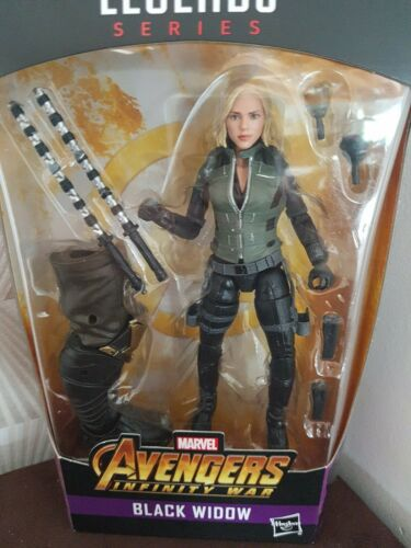 Marvel legends Series legends Avengers MARVEL/'S BLACK WIDOW Marvel 15cm