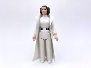 Vintage Star Wars Princess Leia Organa Action Figure With Cape 1977 Kenner