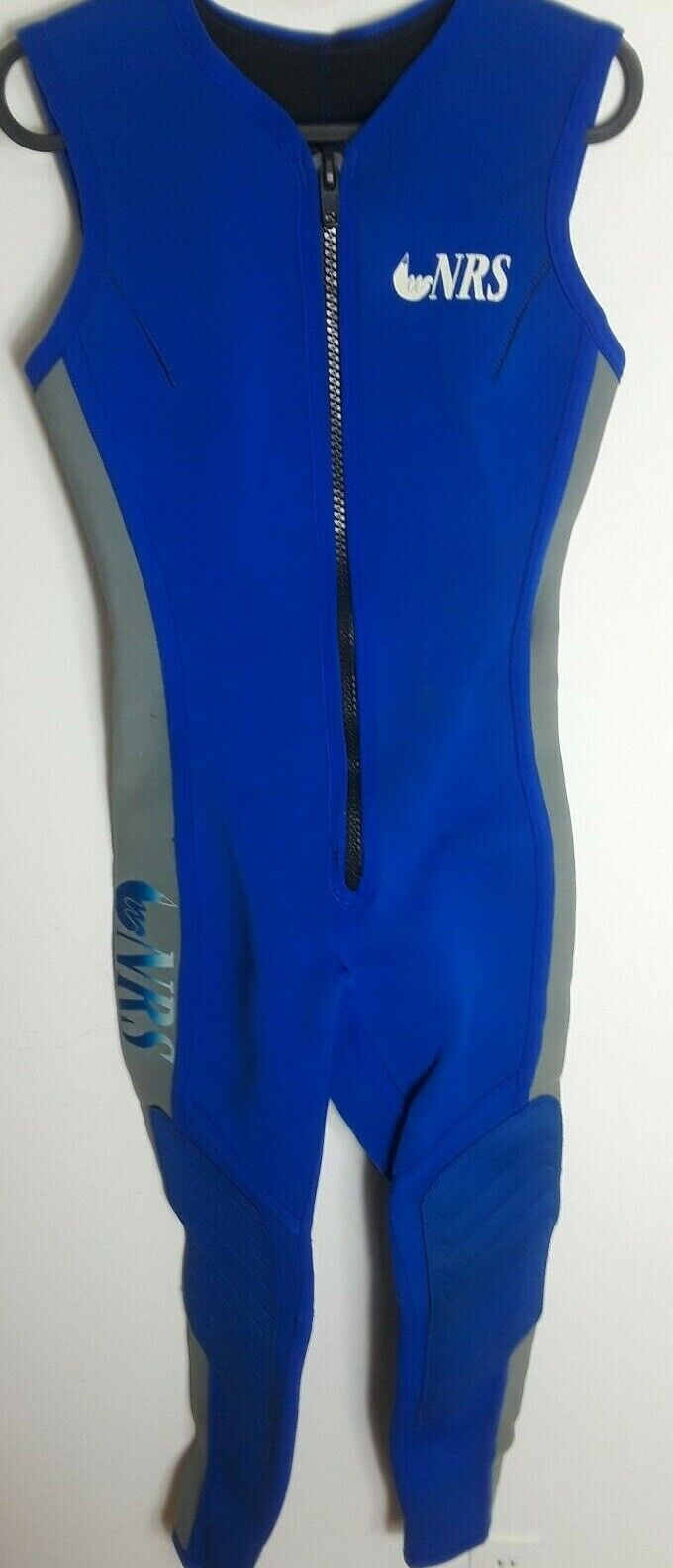 NRS  Farmer Jane Wetsuit bluee Sleeveless Ankle Zip Size Small  world famous sale online