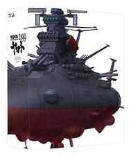 New Space Battleship Yamato 2199 Blu-ray Box First Limited Edition Japan