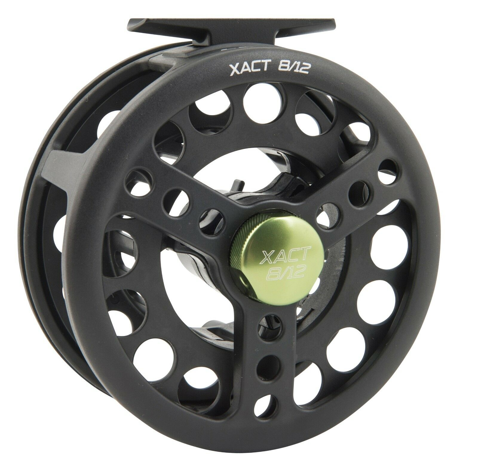 LOOP Fly Reel Xact 8-12 Fly Fishing Reel Right hand retrieve New discontinued