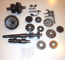 ARCTIC CAT 2005 TBX 400 AUTO 4X4 TRANSMISSION GEARS GEAR MISC 39-56