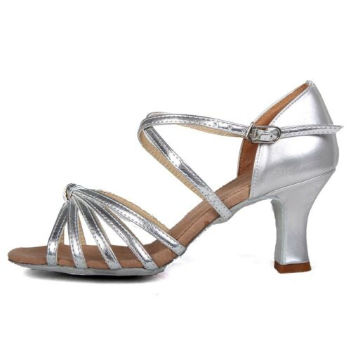 Brand New Ballroom heeled Latin Dance Shoes for Women//Ladies//Girls//Tango/&Salsa