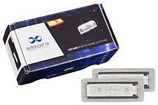Premium LED Kennzeichenbeleuchtung Smart 453 W453 (auch für MHD) 401