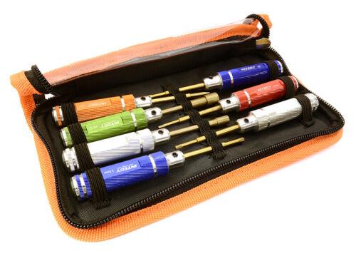 1.5 2.0 2.5mm Allen 7pcs Mini Tool Set 4.5 5.5 Socket Screw Driver Tips