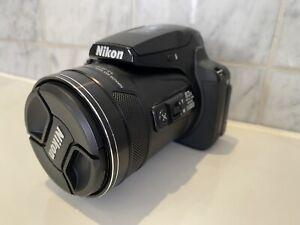 Nikon COOLPIX P900 16.0 MP Digitalkamera 83x Zoom Zoom 24-2000mm Bridgekamera