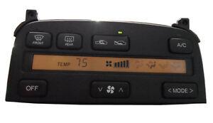 Lexus LS400 SC300 SC400 Climate Control AC Heater Temperature Repair Service