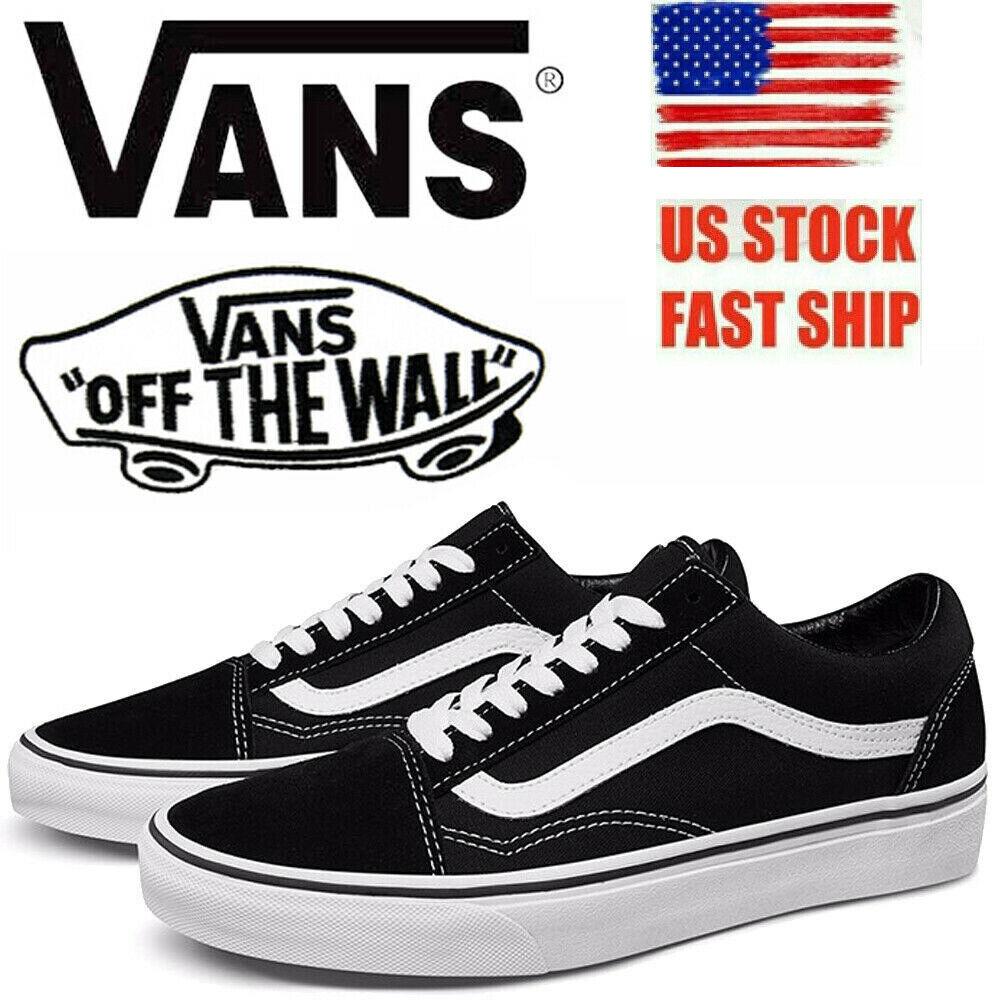 vans ward lo vs old skool