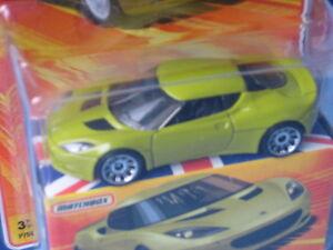 MATCHBOX-SUPERFAST-Lotus-Evora-corps-vert-clair-jouet-voiture-sport-anglais-modele-bob