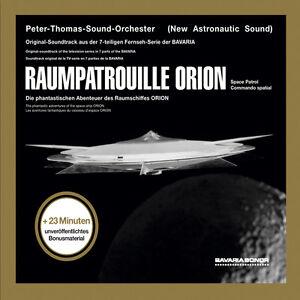 RAUMPATROUILLE-ORION-Limited-Edition-handsigniert-PETER-THOMAS-CD-NEU-Soundtrack