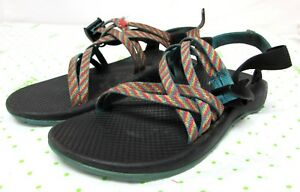 13b0bb333477 Image is loading Chaco-women-039-s-size-5-sandals-multi-