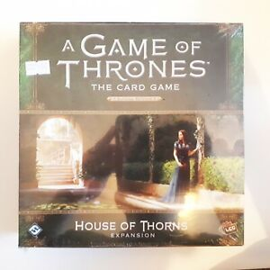 GAME-OF-THRONES-The-Card-Game-2nd-ed-House-of-Thorns-expansion