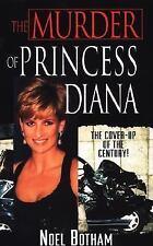 The Murder of Princess Diana by Noel Botham (2004, Paperback)